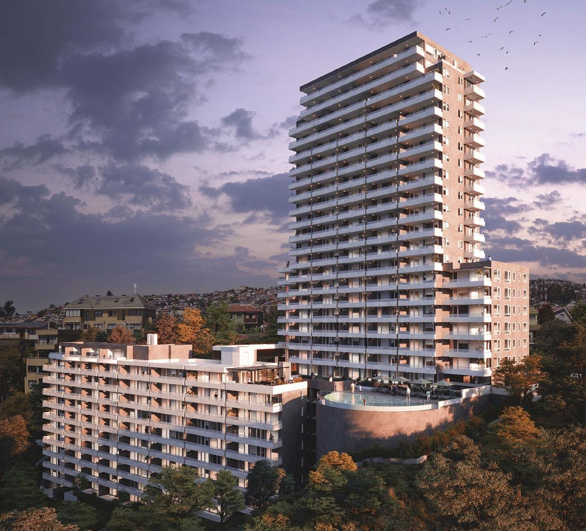 proyecto vista urbana