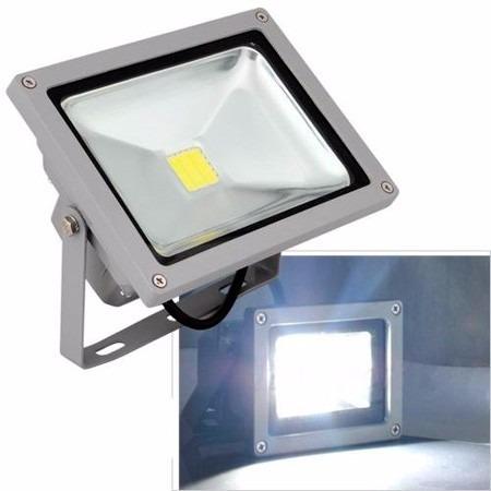 proyector 30 watts blanco