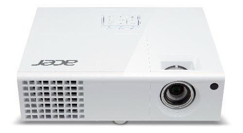 proyector acer fullhd + 3500 lumens +controlremoto +dlp