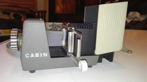 proyector antiguo de diapositivas walz cabin  japon