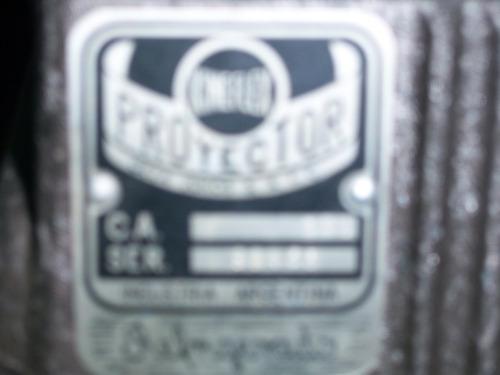 proyector antiguo funcionando