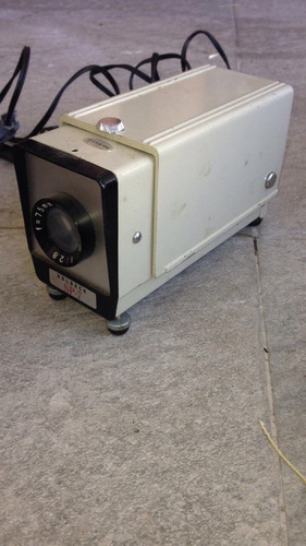 proyector antiguo holbeck sp 7