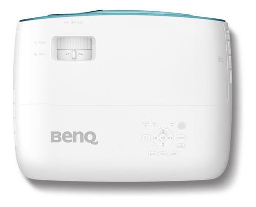 proyector benq cine en casa tk800m 4k hdr 3000 lúmenes