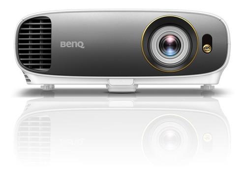 proyector benq cine en casa w1700 4k hd rec.709 2200 lúmenes