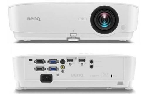 proyector benq ms 531 dlp 3d hdmi svga 3300 full hd + envio