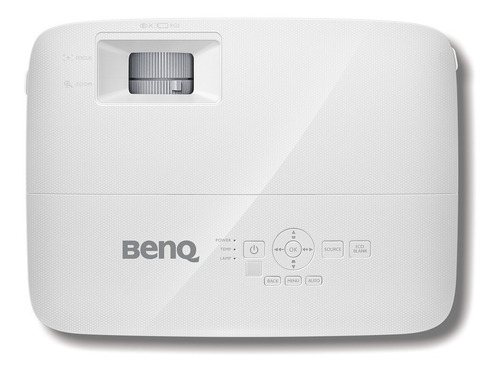 proyector benq oficina ms550 svga 3600 lúmenes dual hdmi