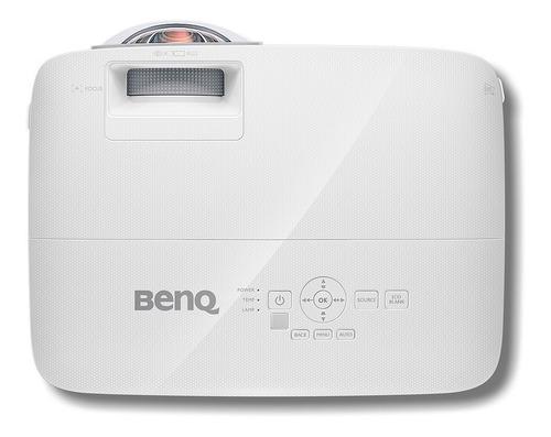 proyector benq tiro corto educación mx825st xga 3300 lúmenes
