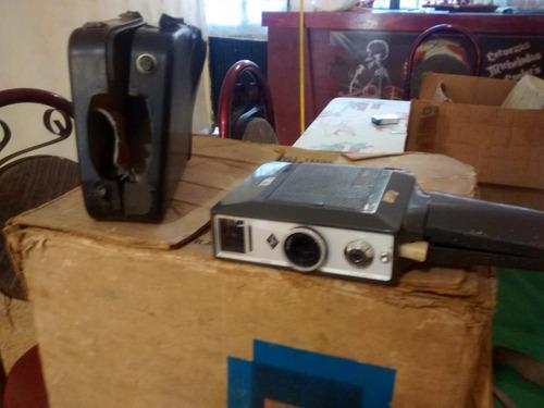 proyector con cámara antiguo bell & howell