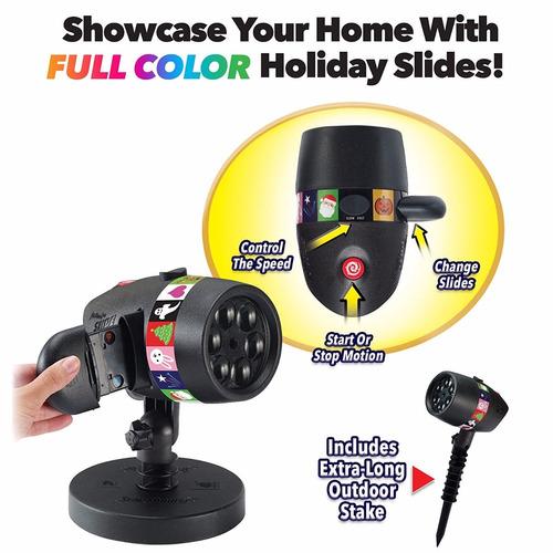 proyector d luces led para todas las celebraciones del año