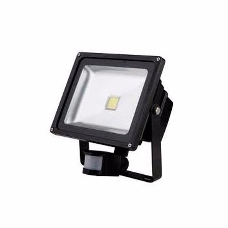 proyector de 30 watts con sensor blanco puro
