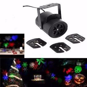 proyector de luces fin de año ultimos remate  envio gratis