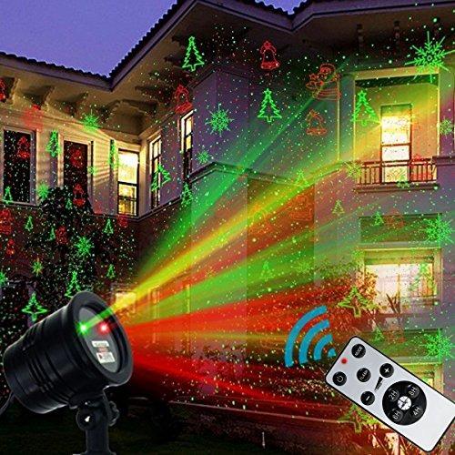 42ce31c42e9 Proyector De Luces Láser Navideñas