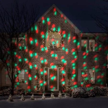 Proyector de luces led de navidad exterior e interior - Luces navidad exterior ...