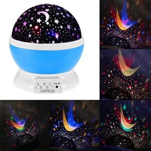 proyector de luces y  estrellas niños