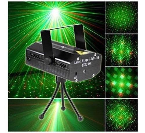 proyector de navidad trípode parlante usb control r