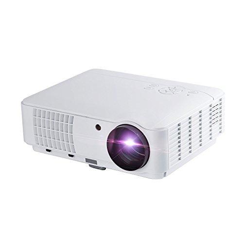 proyector de video, yks proyector multimedia portátil led 25