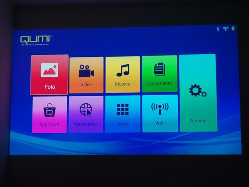 proyector dlp vivitek qumi q3 plus portatil hd android