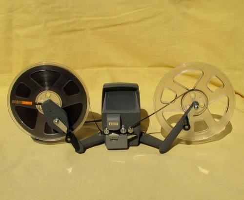 proyector- editor rondo,8mm, japones, funcionando