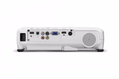 proyector epson alta definición hc 740 hd 3000 lumens ex5220