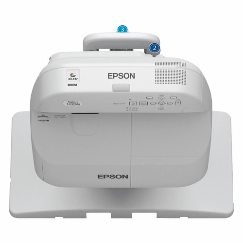 proyector epson bright link pro 1430wi