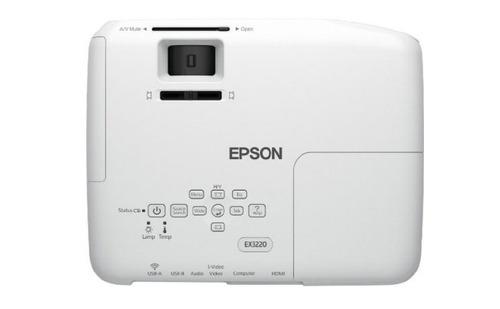 proyector epson ex3220 vs240 ex3240 somos abacali proyectore