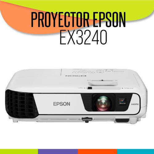 proyector epson ex3240 wifi 3200 lumens hdmi s18+ 3220