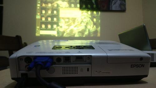 proyector epson h268a buen estado american screens