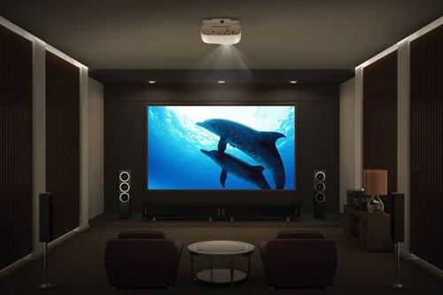 proyector epson home cinema 3710 full hd 3000 lumenes