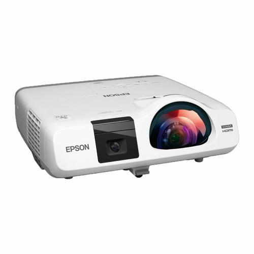 proyector epson  interactivo brightlink 536wi