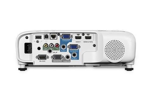 proyector epson powerlite 2142w 4200lm wxga hdmi wifi 16:10