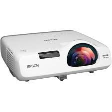 proyector epson powerlite 525w 2800 lumenes wxga hdmi