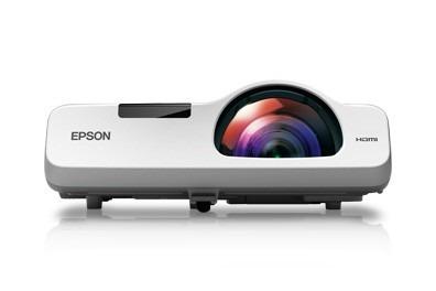 proyector epson powerlite 530, 3200 lúmenes, xga 1024x768. t
