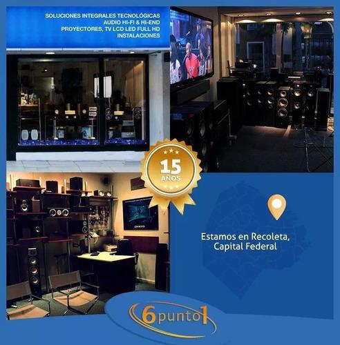 proyector epson powerlite 5510- 5500 lúmenes - 6 ctas s/i