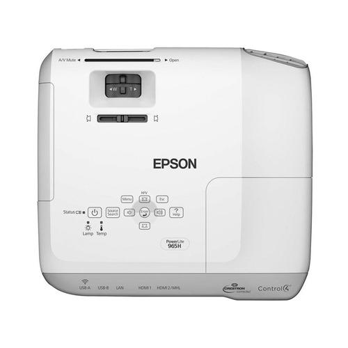 proyector epson powerlite 965h