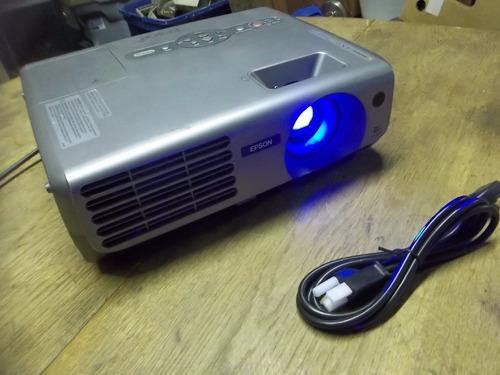 proyector epson powerlite datashow con 6 meses de garantia