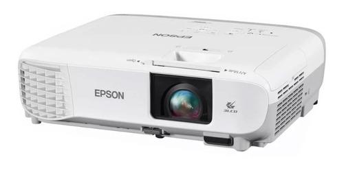 proyector epson powerlite s39 + 3300 ansi svga 800x600px pce