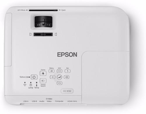 proyector epson powerlite w32+