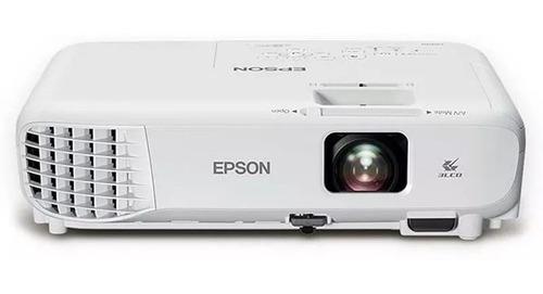 proyector epson powerlite x05 + 3300 lm xga hdmi usb