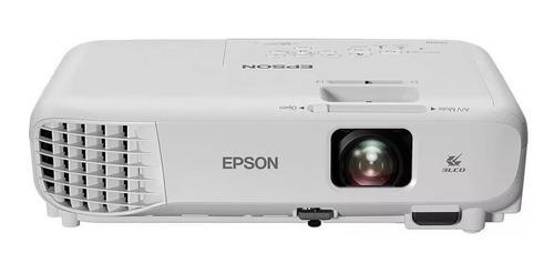 proyector epson powerlite x05+ 3lcd xga 3300 lumenes hdmi
