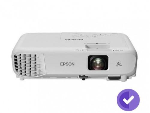 proyector epson powerlite x05 xga 3300l
