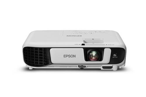 proyector epson s41+, 3300 lumens, svga, usb, hdmi, vga