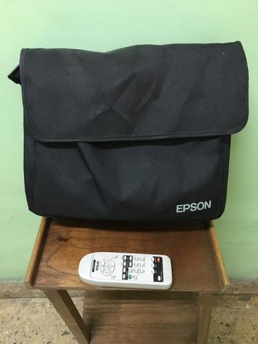 proyector epson s8 con pantalla