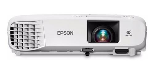 proyector epson svga 3300 lumenes hdmi powerlite s39