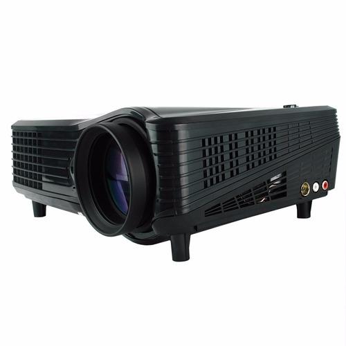 proyector  high view 2800 lúmenes con tv si se gira de cabez