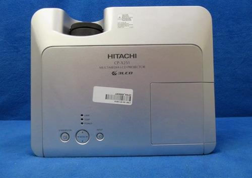 proyector hitachi 2500 lúmenes