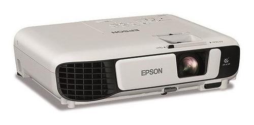 proyector inalambrico portatil epson powerlite s41+