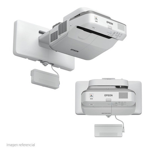 proyector interactivo epson brightlink 575wi+ wxga  + usb 2