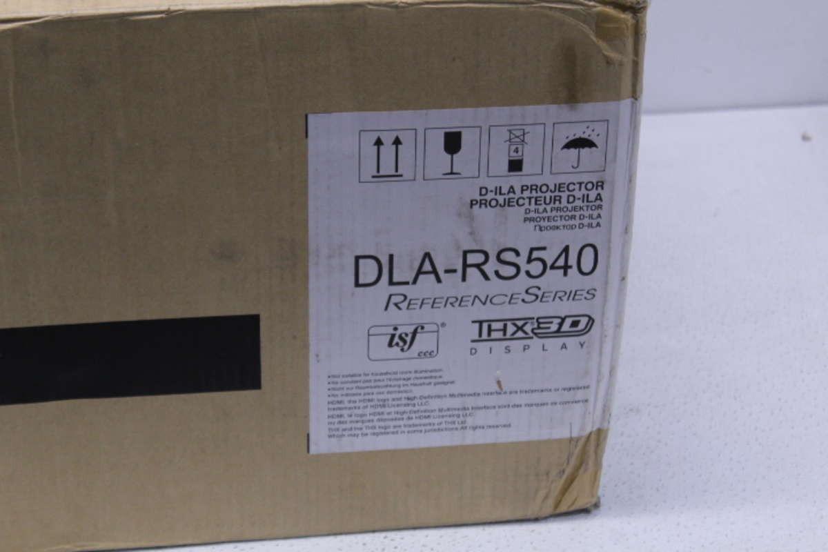 Proyector Jvc Rs-540 D-ila 4k Full Hd 3d Nuevo! $6000 Usd