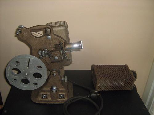 proyector keystone 16mm  antiguo  joya de coleccion  -