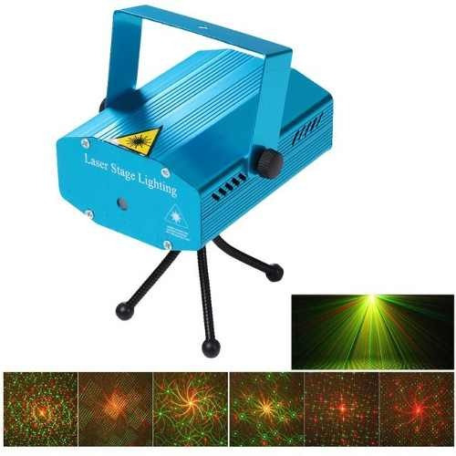 proyector laser de lluvia cosmica para discoteca profesional